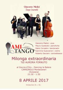 Giacomo Medici Tango base
