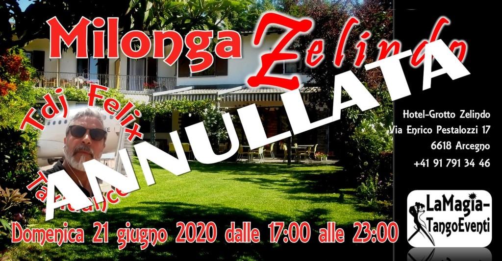 ZELINDO - 21.6 annullata